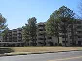 Clarksville Apartment Building